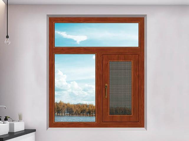 无缝焊接系统窗