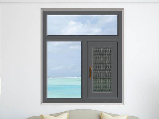 整体焊接系统窗